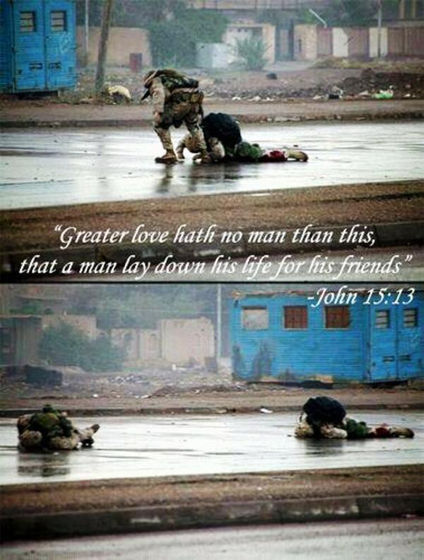Image result for greater love hath no man than this images